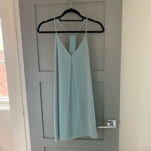 Alice + Olivia Light Blue Dress